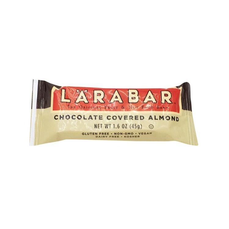 Larabar チョコレートコーティングアーモンドフルーツ&ナッツバー