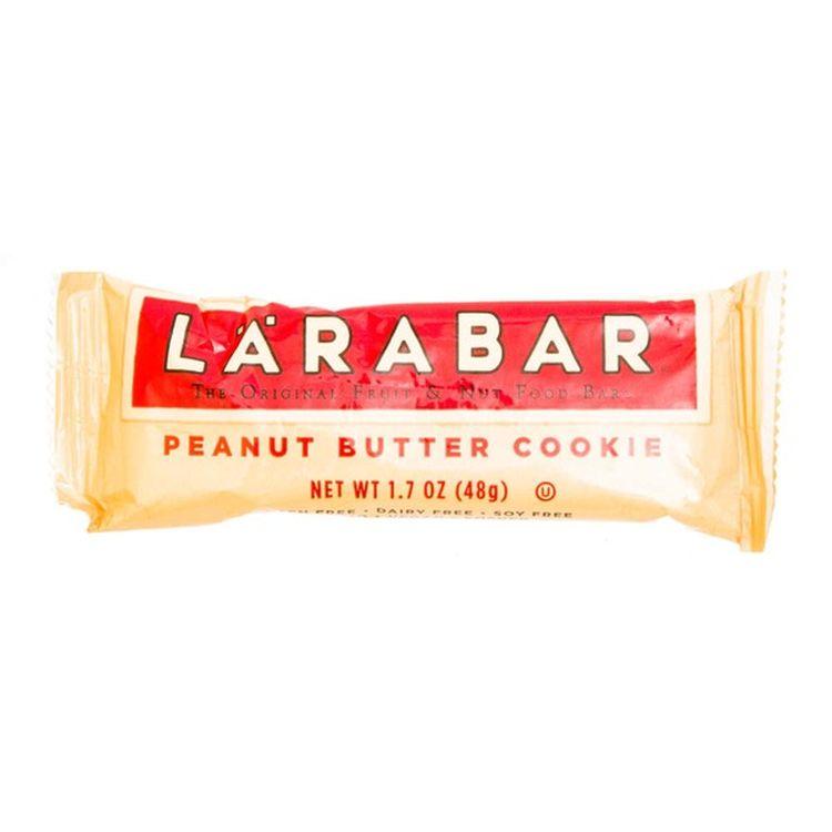 Larabar ピーナッツバタークッキー フルーツ&ナッツバー