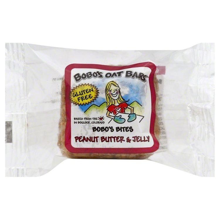 Bobos Bobo's Bites ピーナッツバター&ジェリー