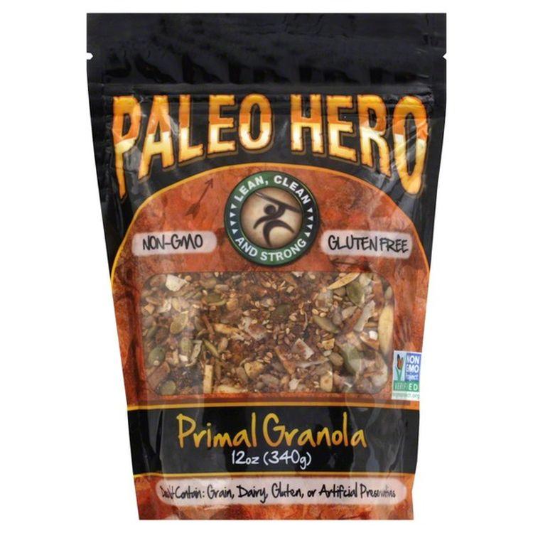 Paleo Hero プライマルグラノーラ
