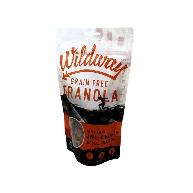 Wildway グレインフリーアップルシナモングラノーラ