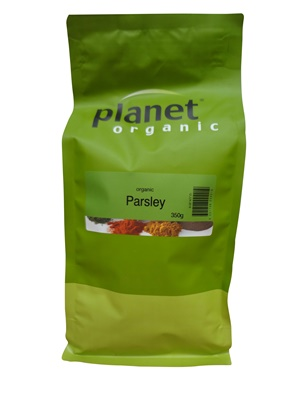 Parsley 350g