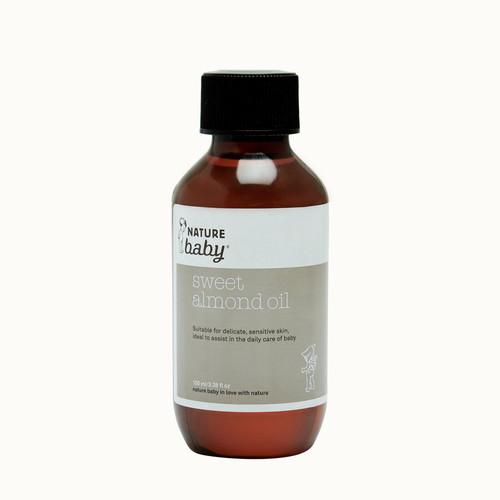オーガニックスウィートアーモンドオイル 100ml / sweet almond oil