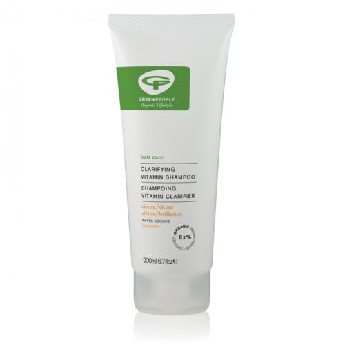グリーンピープル クラリファイング ビタミンシャンプー (Green People Clarifying Vitamin Shampoo)