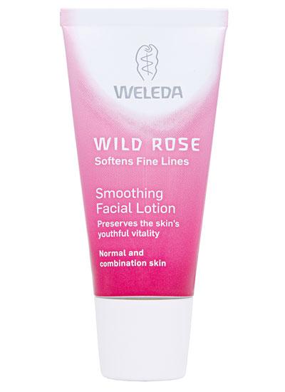 WELEDA WILD ROSE SMOOTHING FACIAL LOTION 30ml ワイルドローズ モイスチャーローション