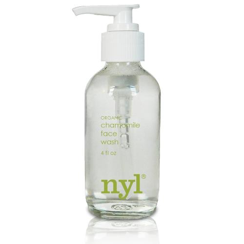 nyl オーガニックカモミールフェイスウォッシュ/nyl Chamomile Face Wash, Organic