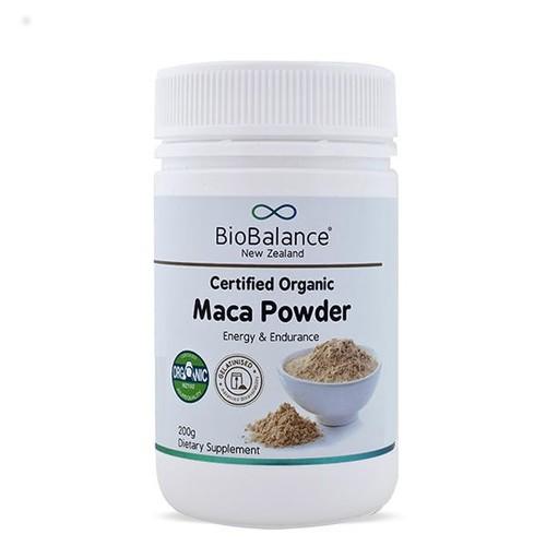 オーガニック マカ パウダー 200g / Certified Organic Maca Powder
