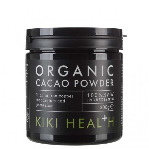 Kiki Health オーガニック カカオパウダー 100% RAW