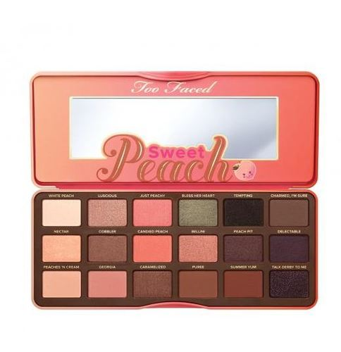 トゥフェース スイートピーチアイシャドウコレクション(Too Faced Sweet Peach EyeShadow Collection)