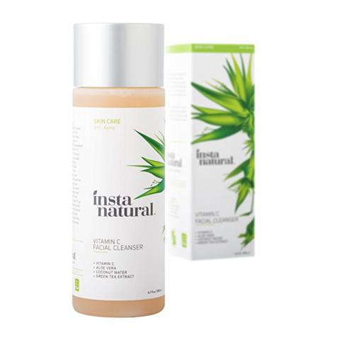 インスタナチュラル ビタミンC フェイシャルクレンザー (InstaNatural Vitamin C Facial Cleanser)