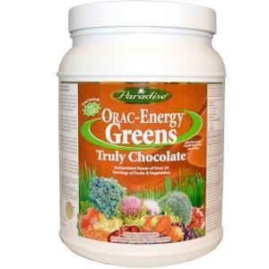 パラダイスハーブ ORAC-エナジーグリーン チョコレート(Paradise Herb ORAC-Energy Greens)