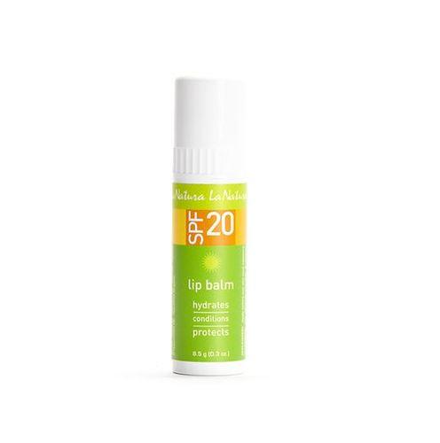 ラナチュラ SPF20 サンブロック リップバーム (LaNatura Sunblock SPF 20 Lip Balm)