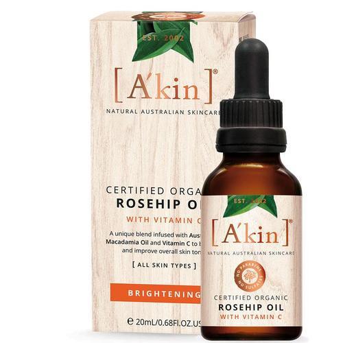 A'kin / ROSEHIP OIL WITH VITAMIN C