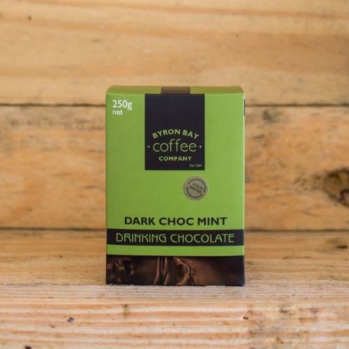 チョコレートドリンク(ダークミント)