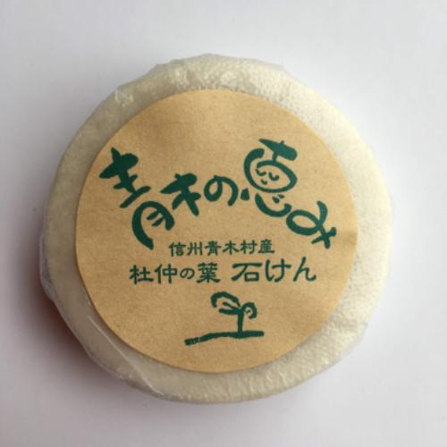 ノーファンデ美人!田沢温泉水から生まれた☆青木の恵み石鹸