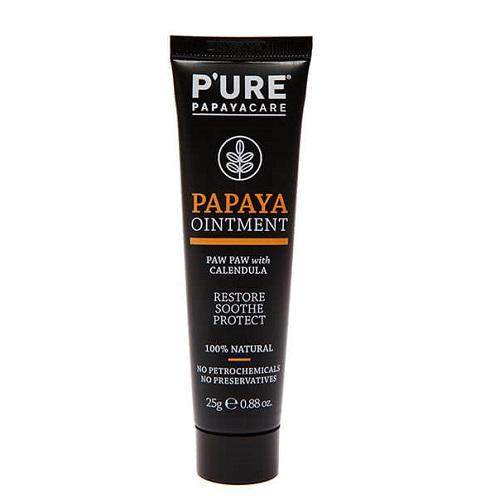 <外部刺激や乾燥からお肌を守る>ピュア パパイヤ オイントメント
