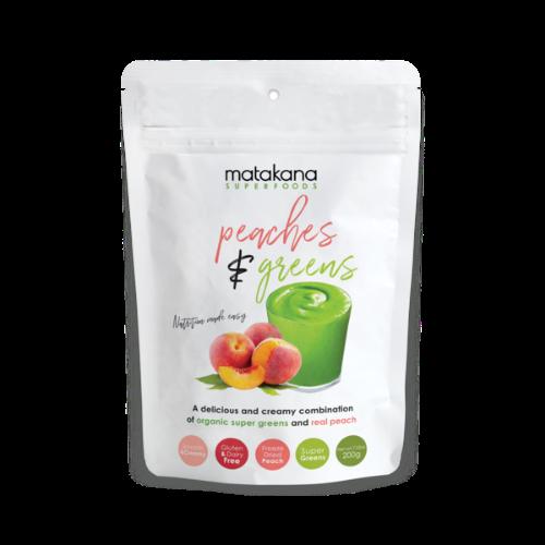 ピーチ&グリーン ビタミンミネラル補給
