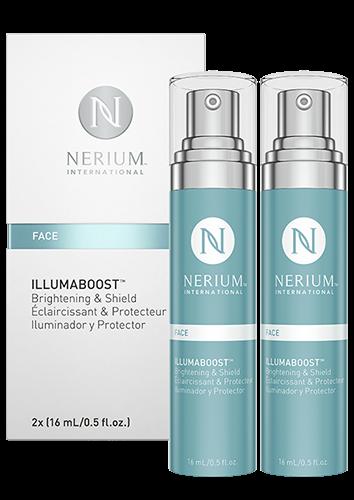 Nerium AD ネリウム イルマブースト ブライトニング&シールド