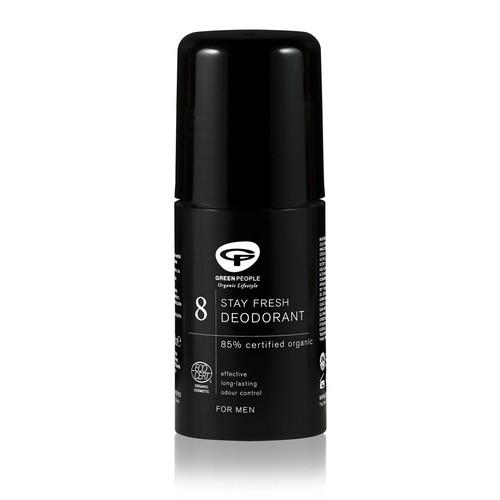 グリーンピープル 男性用 NO.8 ステイフレッシュデオドラント (No.8 Stay Fresh Deodorant)
