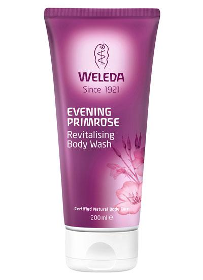 WELEDA AGE REVITALISING イブニングプリムローズ クリーミーボディウォッシュ 200ml