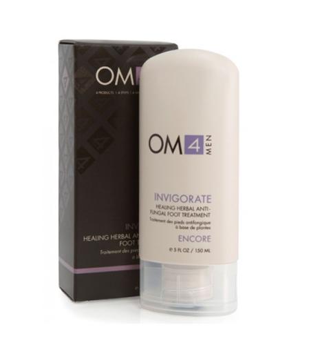 オーガニックメール ヒーリングハーバルフットトリートメント (Organic Male OM4 INVIGORATE)