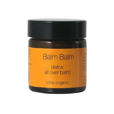 Balm Balm <2個セット> オーガニック 100%ナチュラル 全身用 (ボディー、フェイス、リップ)バーム デトックス