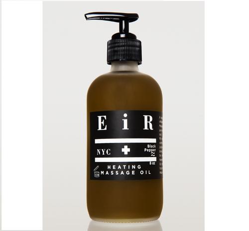エアー ヒーティングマッサージオイル (Eir Heating Massage Oil)