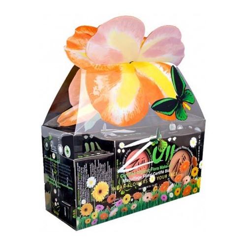 【期間限定セット】ズイ オーガニック サーティファイド オーガニック フローラコスメ ブーケ・ナチュラル ギフトボックス(zuii organic Bouquet Natural Gift Box)