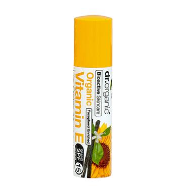 Dr Organic Vitamin E Lip Balm ビタミンEリップバーム