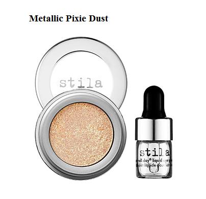 <全6色/輝く目元に>マグニフィセント メタルス ホイルフィニッシュ アイシャドウ (Stila Magnificent Metals Foil Finish Eye Shadow)