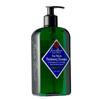 メンズコスメNo.1ブランド ボリュームシャンプー (Jack Black True Volume Thickening Shampoo)