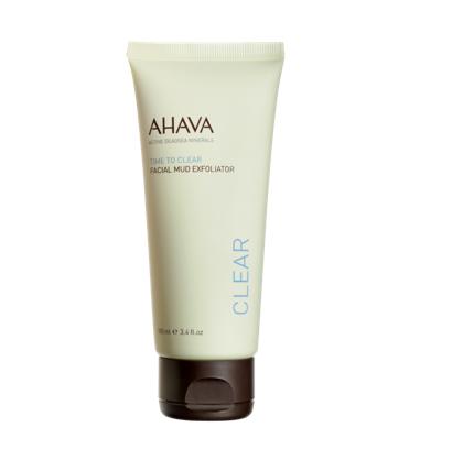 アバヴァ フェイシャルマッドエクスフォリエーター (AHAVA Facial Mud Exfoliator)