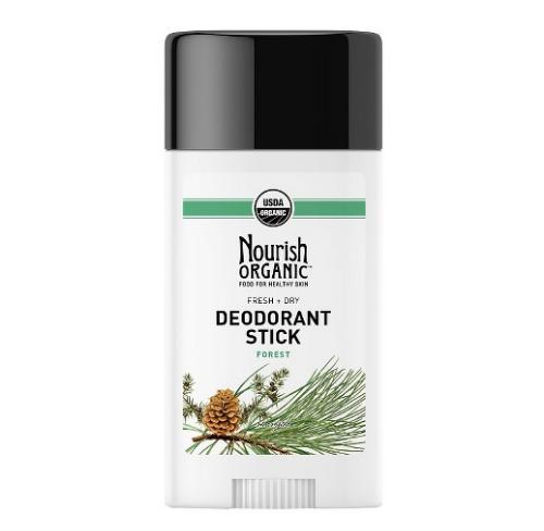 USDA認定 ノーリッシュオーガニック フォーレストデオドラント (Nourish Organic Deodorant Stick)