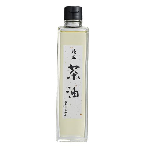 【コレステロールゼロ 健康を気遣った食生活に】純正茶油(ちゃゆ)瓶270g