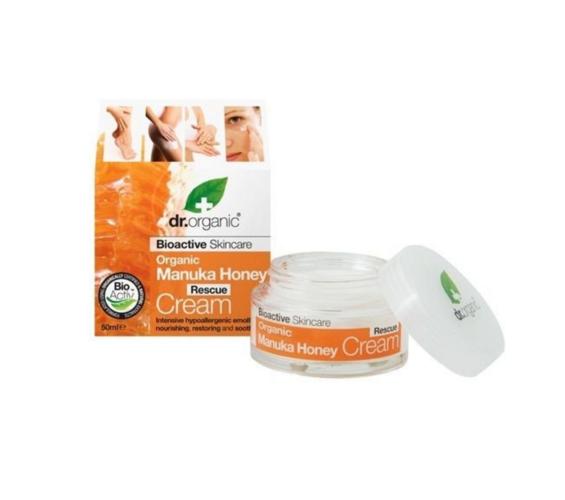 ドクターオーガニック マヌカハニークリーム (Dr. Organic Manuka Honey Rescue Cream)