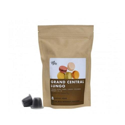 ハイラインコーヒー Nespresso対応カプセル グランドセントラ ルンゴ (GRAND CENTRAL LUNGO)