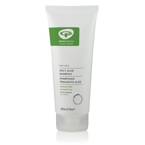 グリーンピープル デイリーアロエ シャンプー (Green People Daily Aloe Shampoo)