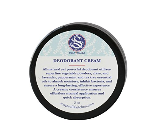 ソープワラ オーガニックデオドラントクリーム エマワトソン愛用(Soapwalla Organic Deodorant Cream)