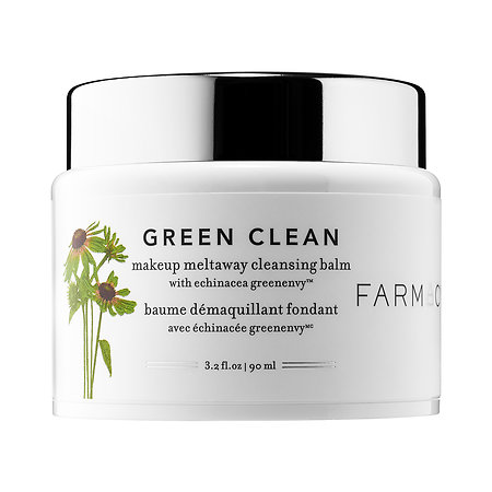 ファーマシー クレンジングバーム (Farmacy Green Clean Makeup Meltaway Cleansing Balm)