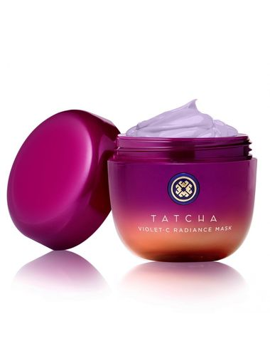 タチャ バイオレットCラディアンスマスク (TATCHA Violet-C Radiance Mask)