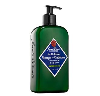 メンズコスメNo.1ブランド シャンプー+コンディショナー (Jack Black Shampoo + Conditioner)