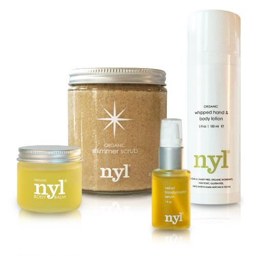 nyl モイスチャーエッセンシャル(シマ―スクラブ)/nyl Moisture Essentials(Shimmer Scrub)