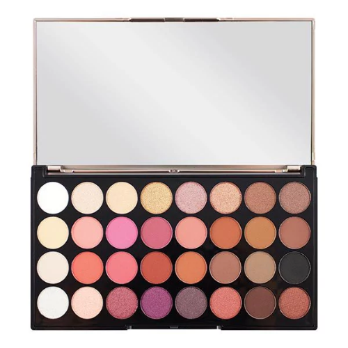 makeup Revolution <メイクアップレボリューション>アイシャドウパレット Revolution Ultra 32 Eyeshadow  Palette (variableText)