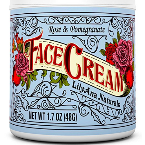 Face Cream Moisturizer (1.7 OZ) Natural Anti Aging Skin Careエイジングケアクリー