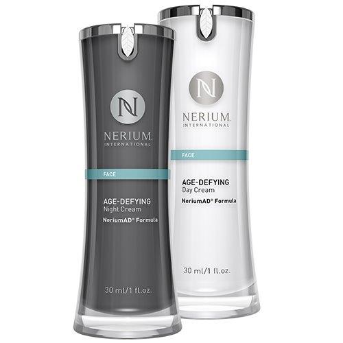 アメリカNerium AD ネリウム ナイトクリーム+デイクリーム Night Cream 30ml +Day Cream 30ml セット