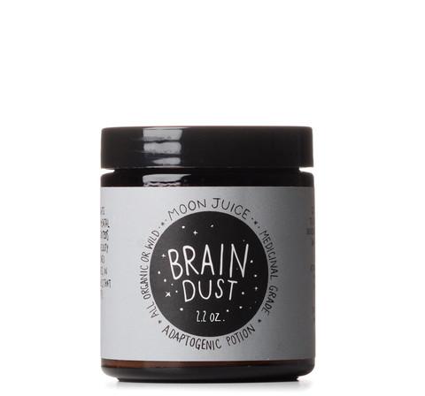 Moon Juice コールドプレスジュース /Brain Dust