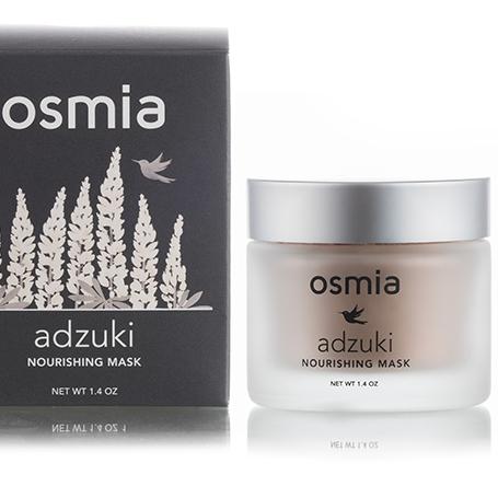 アズキ・ナリッシング・マスク/小豆の栄養マスク/オールスキン用『 Osmia Organics・オズミア オーガニクス』