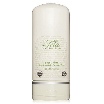 ウルトラハイドレーティング・オーガニック・フットクリーム『Tela Beauty Organics』USDA認定オーガニック