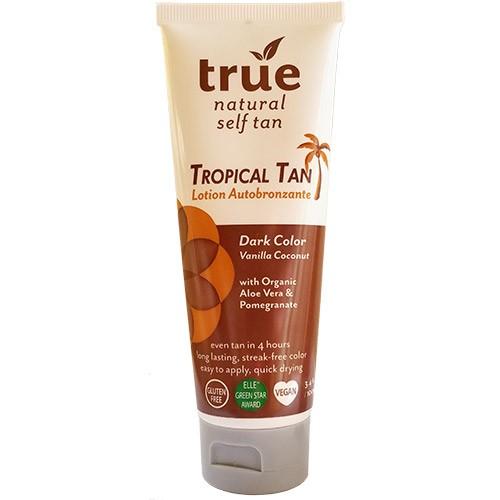 トゥルーナチュラル トロピカルセルフタンナー ダーク (True Natural Tropical Tan)