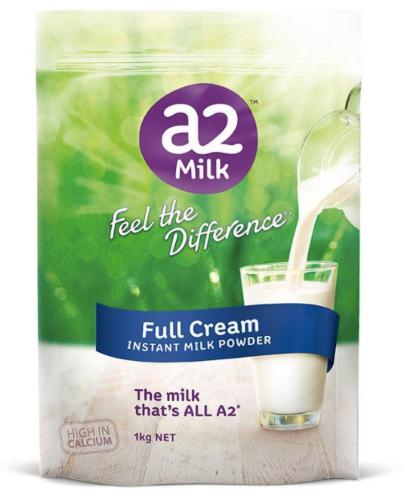 A2 Milk Powder Full Cream フルクリームミルクパウダー 1kg x2袋
